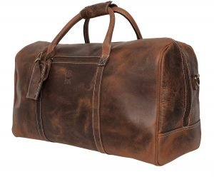 Rustic Town bolsa de viaje para hombre regalo para hombre original