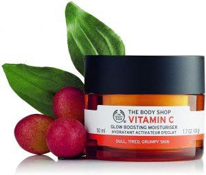 The Body Shop - crema vitamina c