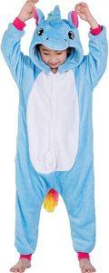 Amenxi pijama de unicornio niño