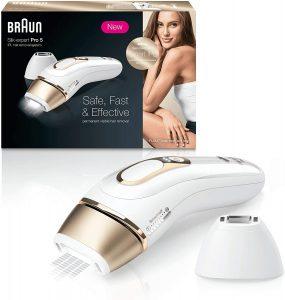Braun Silk Expert Pro 5 PL5137 depilacion laser en casa depiladora laser en casa