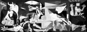 cuadros de picasso - Guernica