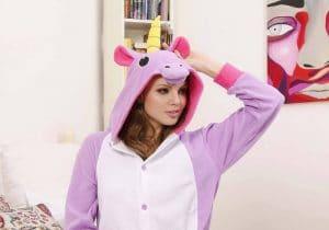 Pijama de Unicornio – Tendencia Divertida