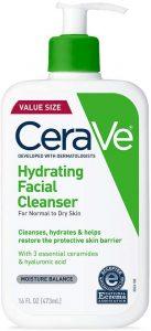CeraVe limpieza facial en casa