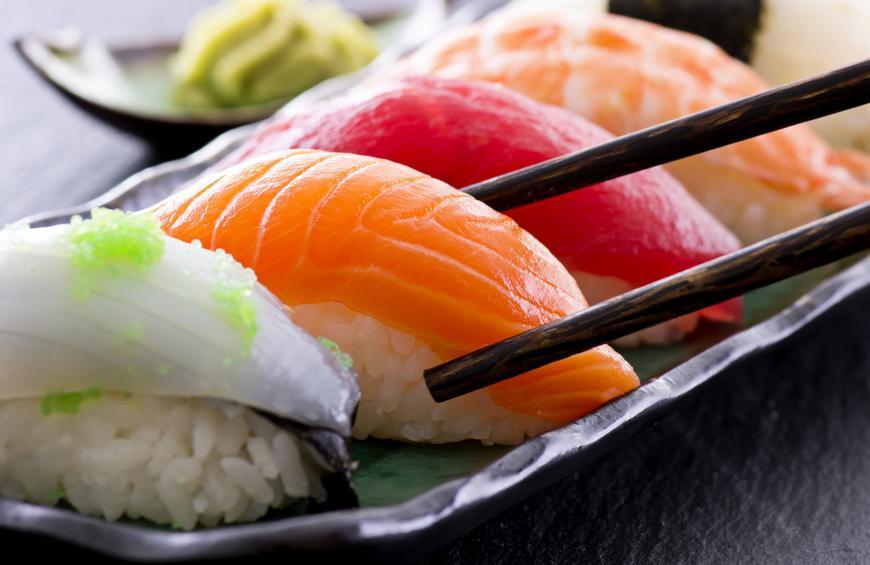 cómo hacer sushi nigiri
