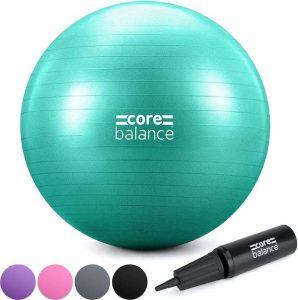 pilates en casa pelota de pilates Core Balance