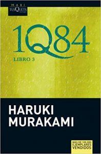1Q84 Libro 3 Haruki Murakami Libros