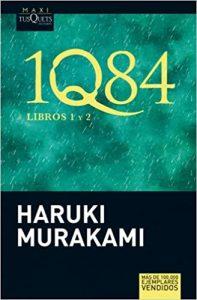 1Q84 Libros 1 y 2 Haruki Murakami Libros