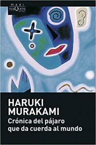 Crónica del pájaro que da cuerda al mundo Haruki Murakami Libros