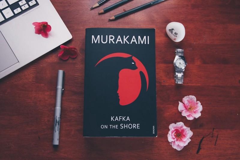 Haruki Murakami Libros Kafka En La Orilla