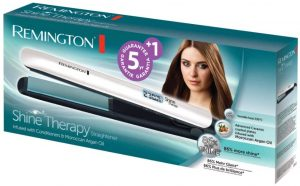 Remington Shine Therapy S8500 plancha de pelo la mejor