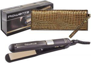 Rowenta Ultimate Styler Gold plancha de pelo la mejor
