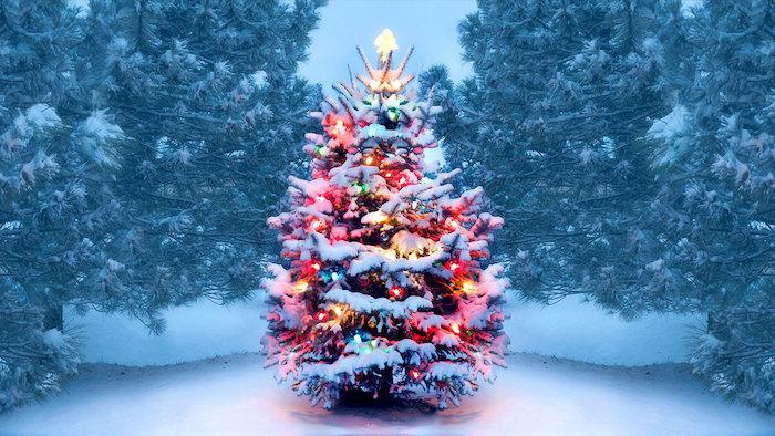 navidad que es árbol de navidad
