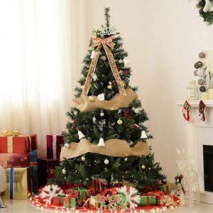 navidad que es árbol de navidad led