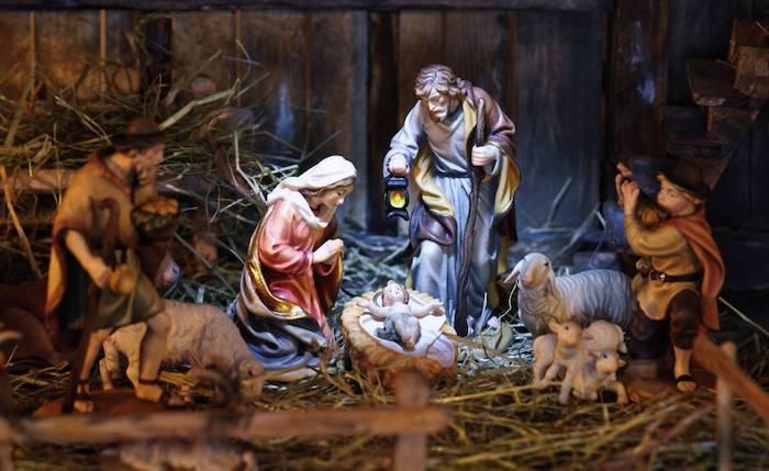 navidad que es belén navideño