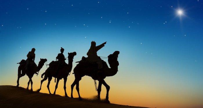navidad que es los tres reyes magos