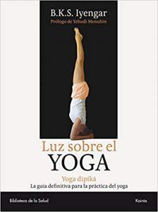 yoga beneficios luz sobre el yoga b.k.s. iyengar