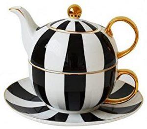 Juego de té individual té verde propiedades