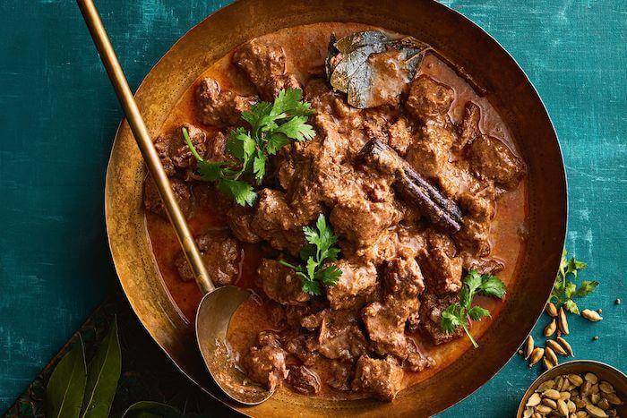 curry cordero roganjosh curcuma receta para que sirve la curcuma