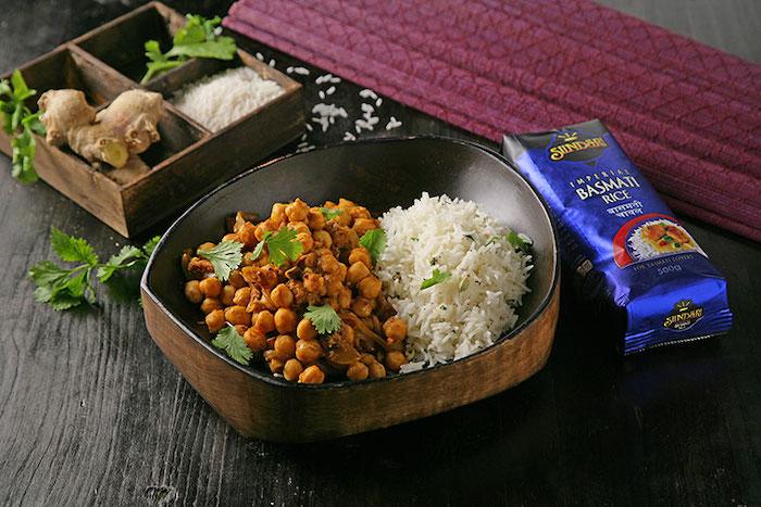 curry de garbanzos curcuma receta para que sirve la curcuma