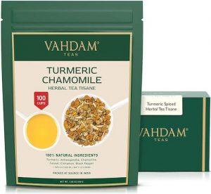 infusión de cúrcuma y manzanilla para que sirve la curcuma curcuma recetas