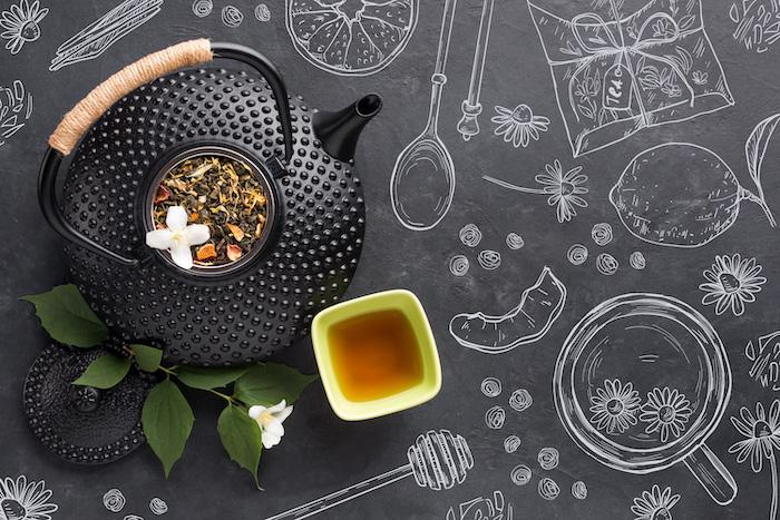 té verde propiedades té verde beneficios té verde adelgazar
