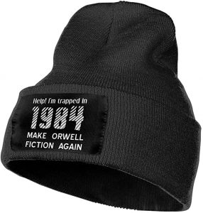 Gorro 1984 Make Orwell Fiction Again Orwelliano George Orwell 1984