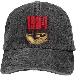 Gorra 1984 Orwelliano George Orwell 1984