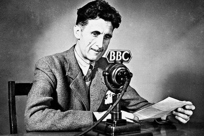 Orwelliano 1984 George Orwell orwell frases