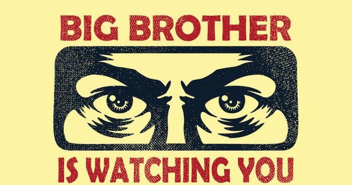 Orwelliano George Orwell 1984 orwell frases El Gran Hermano Te Observa