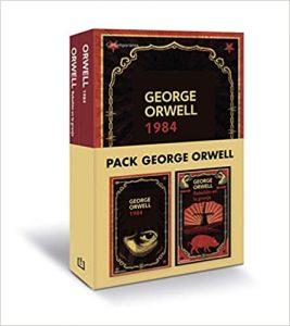Orwelliano George Orwell Orwell Frases Pack George Orwell 1984 y Rebelión En La Granja